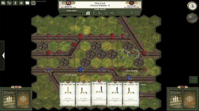 Commands & Colors: The Great War Torrent Download