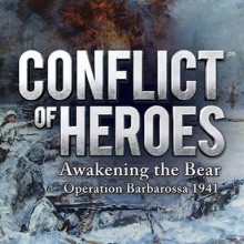 Conflict of Heroes: Awakening the Bear Game Free Download