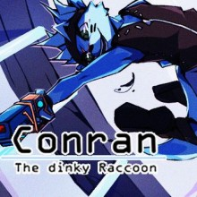 Conran - The dinky Raccoon Game Free Download