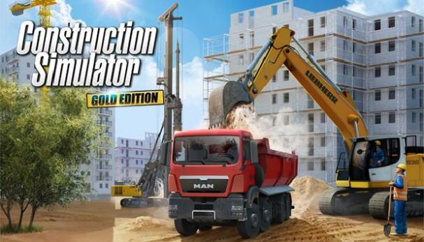 Construction Simulator: Gold Edition Free Download