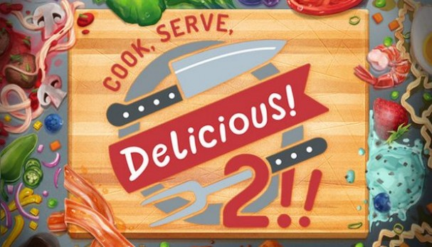Cook, Serve, Delicious! 2!! Free Download