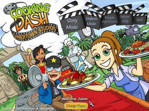 Cooking Dash 2: DinerTown Studios Free Download