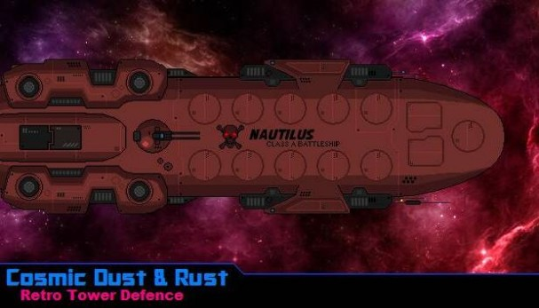 Cosmic Dust & Rust Free Download