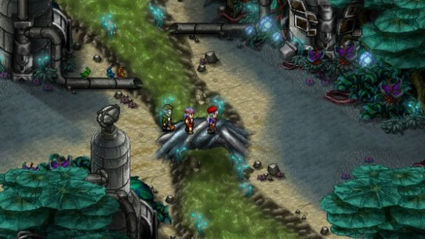 Cosmic Star Heroine PC Crack