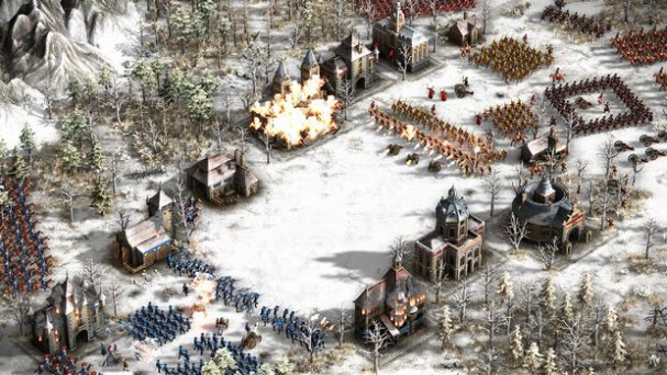 Cossacks 3: Rise to Glory Torrent Download