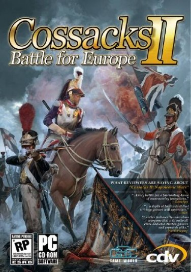 Cossacks II: Battle for Europe Free Download