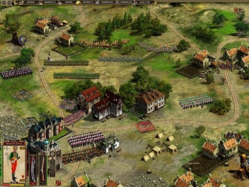 Cossacks II: Battle for Europe PC Crack