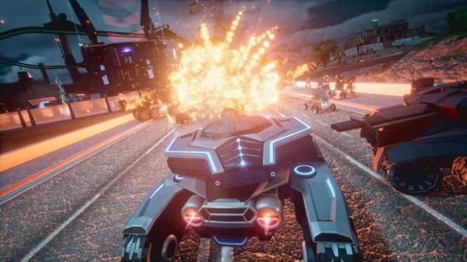 Crackdown 3 PC Crack