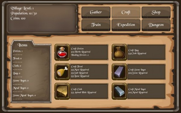 Craft and Dungeon PC Crack