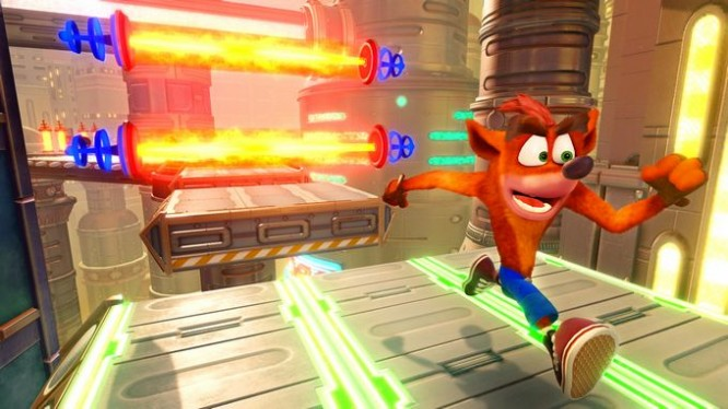 Crash Bandicoot N. Sane Trilogy PC Crack