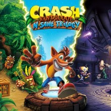 Crash Bandicoot N. Sane Trilogy Game Free Download