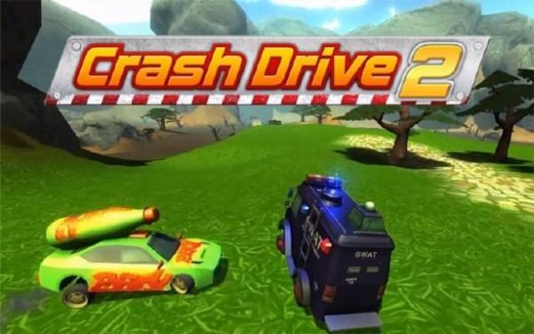 Crash Drive 2 Free Download