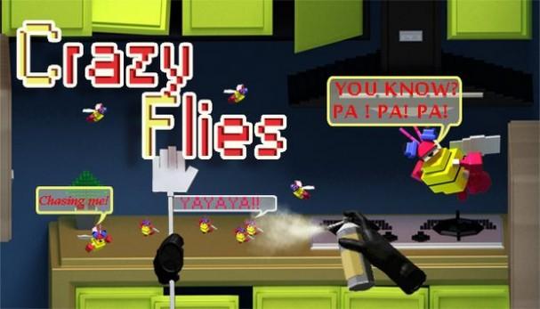 Crazy Flies Free Download