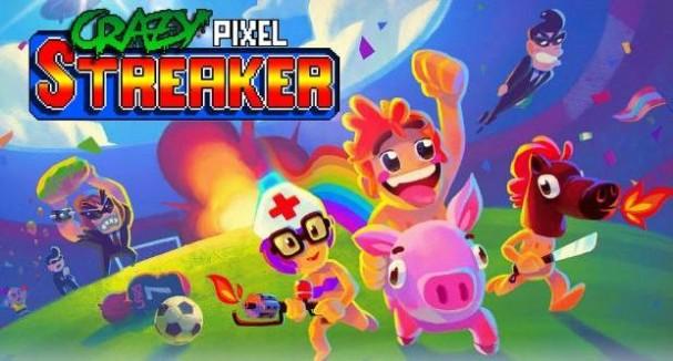 Crazy Pixel Streaker Free Download