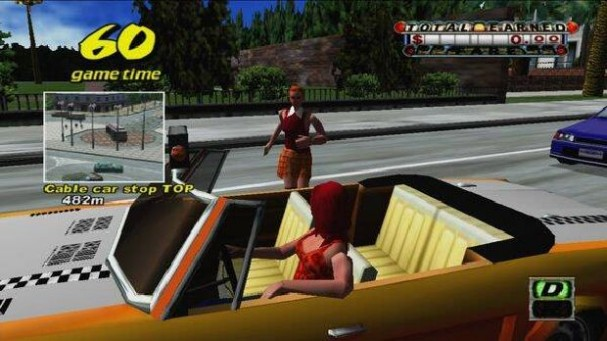 Crazy Taxi Torrent Download