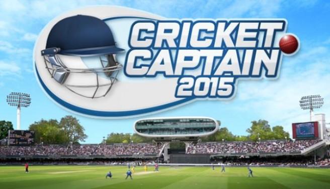Cricket Captain 2015 Free Download