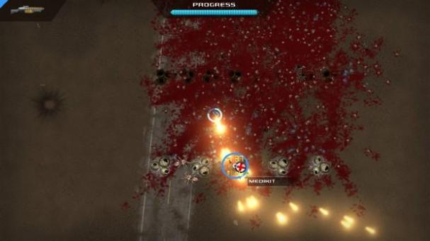 Crimsonland HD PC Crack