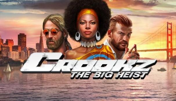 Crookz - The Big Heist Free Download