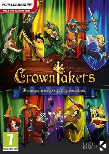 Crowntakers Free Download