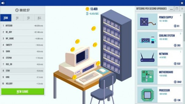 Cryptocurrency Clicker Torrent Download