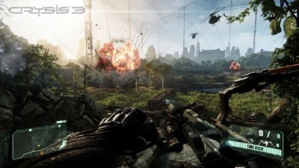 Crysis 3 PC Crack