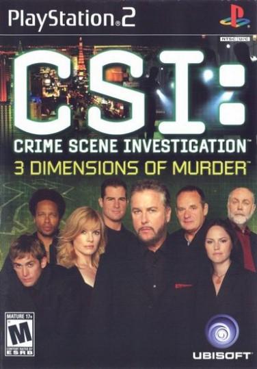 CSI: 3 Dimensions of Murder Free Download