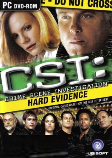 CSI: Hard Evidence Free Download