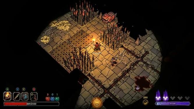Curse of the Dead Gods PC Crack