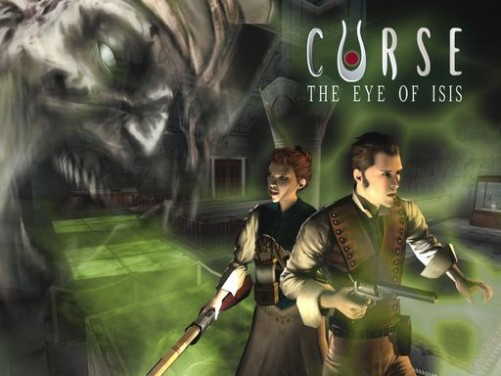 Curse: The Eye of Isis PC Crack