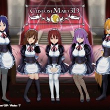 Custom Maid 3D Game Free Download