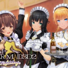 CUSTOM ORDER MAID 3D2 It's a Night Magic Game Free Download