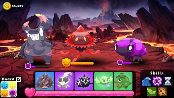 Cute Monsters Battle Arena PC Crack