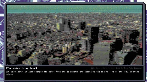 Cyber City 2157: The Visual Novel PC Crack