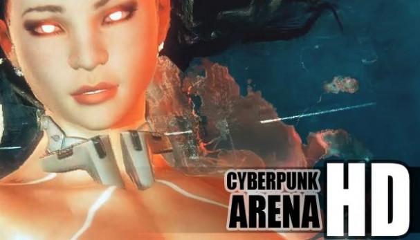 Cyberpunk Arena Free Download