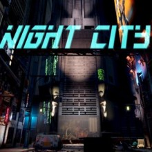 Cyberpunk game: Night City Game Free Download