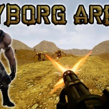 Cyborg Arena UE4 Game Free Download