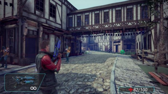 Cyborg Invasion Shooter 3: Savior Of The World Torrent Download