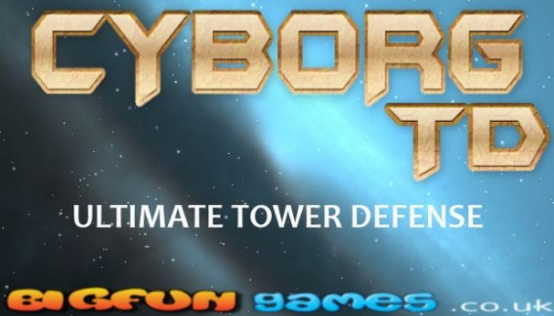 Cyborg Tower Defense Free Download