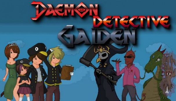 Daemon Detective Gaiden Free Download
