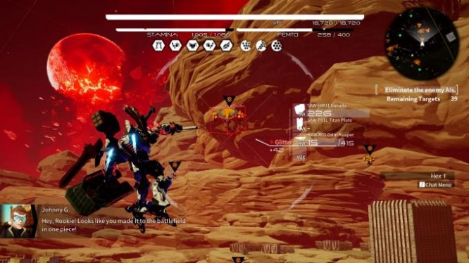 DAEMON X MACHINA PC Crack