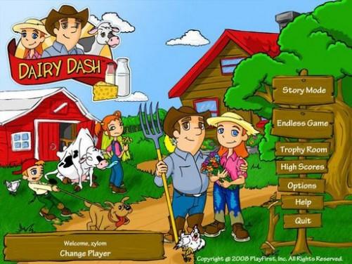 Dairy Dash Free Download