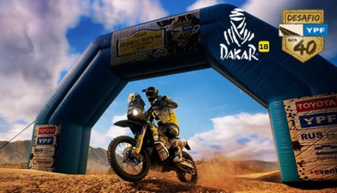 Dakar 18 - Desaf o Ruta 40 Rally Free Download