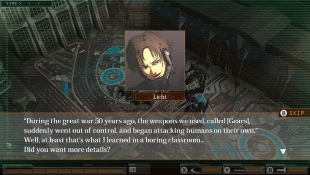 Damascus Gear Operation Tokyo HD Torrent Download