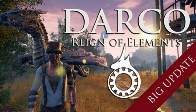 DARCO - Reign of Elements Free Download