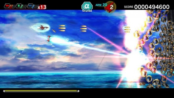 DARIUSBURST Chronicle Saviours PC Crack