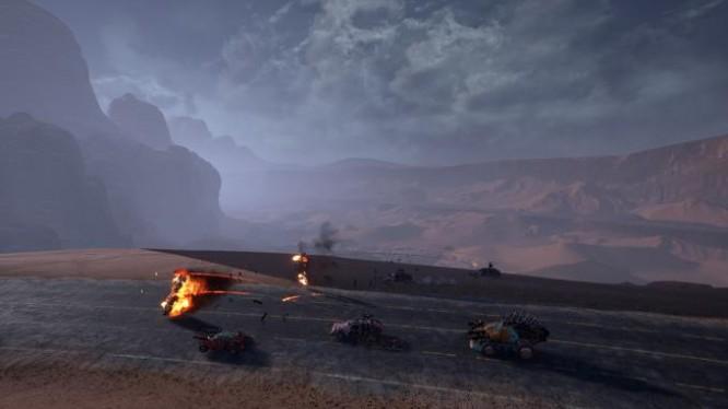 Dark Future: Blood Red States PC Crack