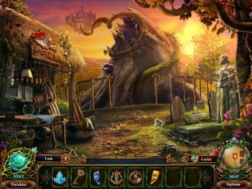 Dark Parables: Jack and the Sky Kingdom Collector's Edition Torrent Download