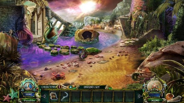 Dark Parables: The Little Mermaid and the Purple Tide Collector's Edition PC Crack