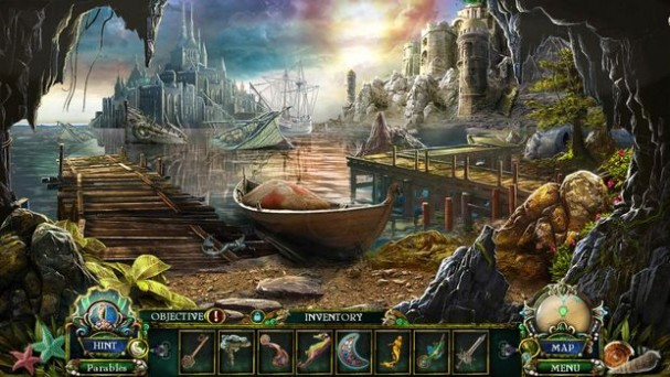 Dark Parables: The Little Mermaid and the Purple Tide Collector's Edition Torrent Download