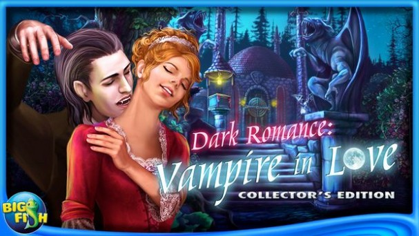 Dark Romance: Vampire in Love Collector's Edition Free Download